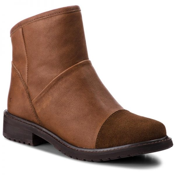 emu pinjarra tan waterproof boot