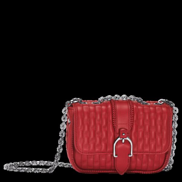 amazon longchamp handbag crossbody monreal red