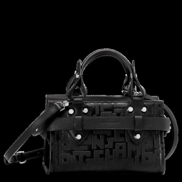 Le voyageuse LGP MONREL LONGCHAMP tote bag hand bag crossbody black