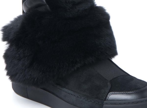 boot fur ankle monreal vic matie