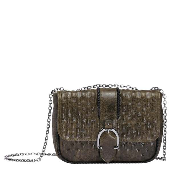 Longchamp Amazone matelassé handbag padded