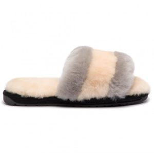 EMU AUSTRALIA SHEEPSKIN SLIPPERS POP MAYBERRY