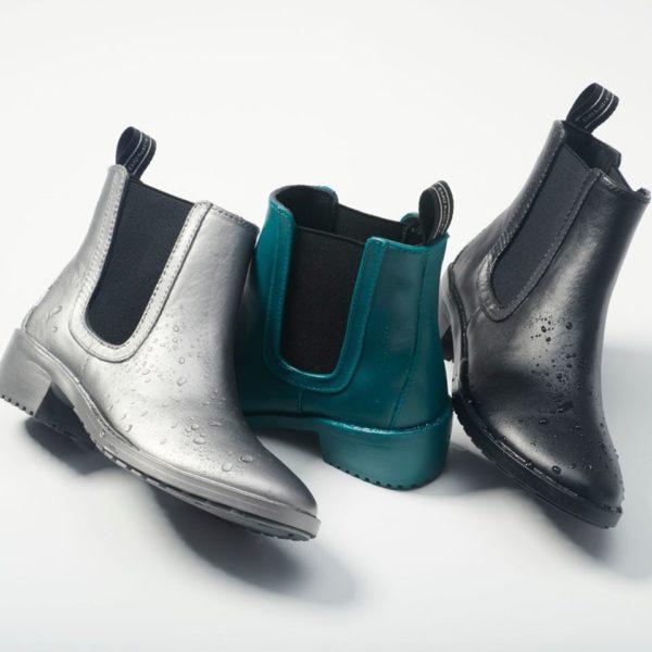 waterproof EMU australia rainboot monreal silver boot chelsea