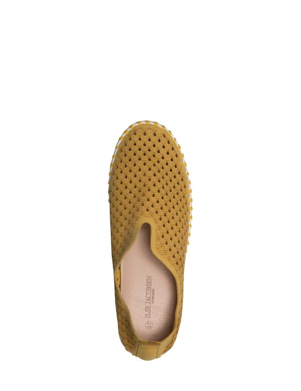 ilse jacobsen tulip monreal yellow rubber shoe