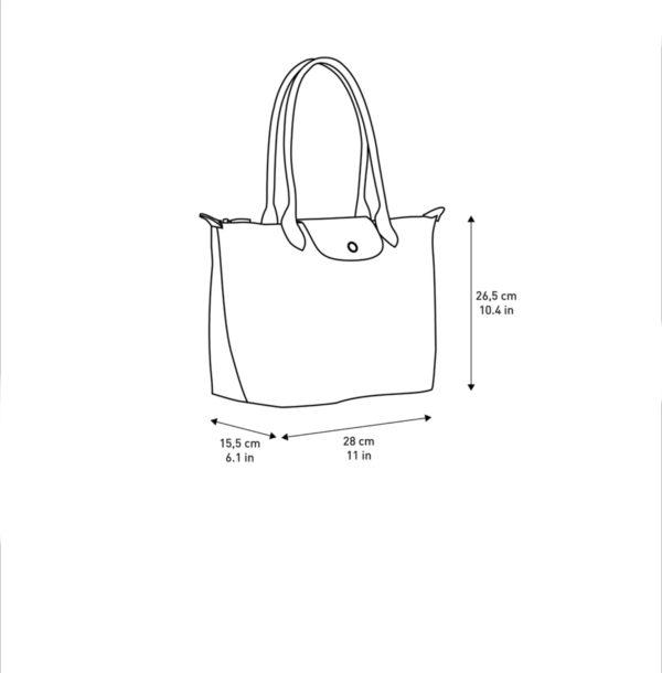 Longchamp Le club tote handbag Le Pliage shoulder bag bag