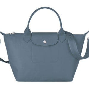 Longchamp neo Nordic blue handbag bag