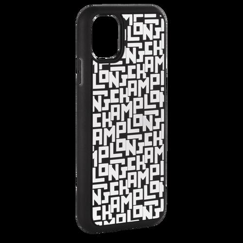 Dimensions : 15 x 77 x 1 cm Material : Polyvinyl chloride INTERIOR DETAILS Compatible case : Iphone 11