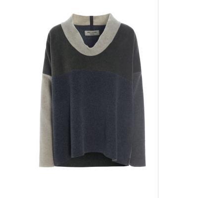 henriette fleece lounge wear top