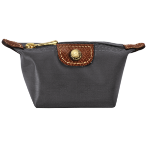 This small coin purse, a flagship Longchamp model, will appeal for its light weight and suppleness. Longchamp drew its inspiration from origami when creating LE PLIAGE, a light, foldaway bag that has since become a cult object worldwide. The LE PLIAGE line comes in a multitude of shapes and sizes, and in many colors each season. Ideal for everyday use, LE PLIAGE is light as a feather, folds away to the size of a paperback, and is durable enough to keep all your essentials close to hand.