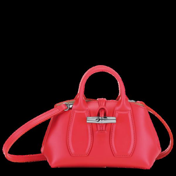 longchamp roseau poppy xs mini handbag leather longchamp ireland
