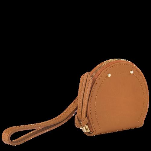 cavalcade longchamp ireland leather purse honey tan naturel wrist purse