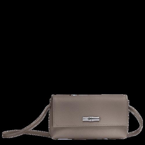 longchamp ireland roseau essential grey bag crossbody