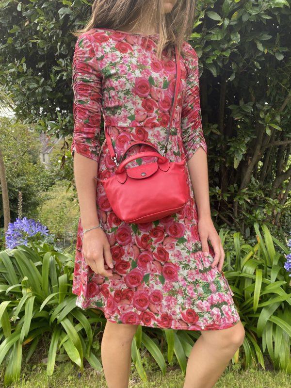 roses dress aldo monreal