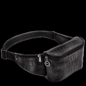 longchamp ireland belt bag fanny bag waist bagg croco