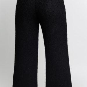 culottes black trousers alba fringe monreal wool pants culottes
