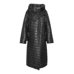 COAT DETACHABLE SLEEVES gilet puffer padded coat monreal cork xenia design