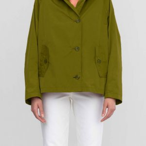 oof raincoat jacket green ireland