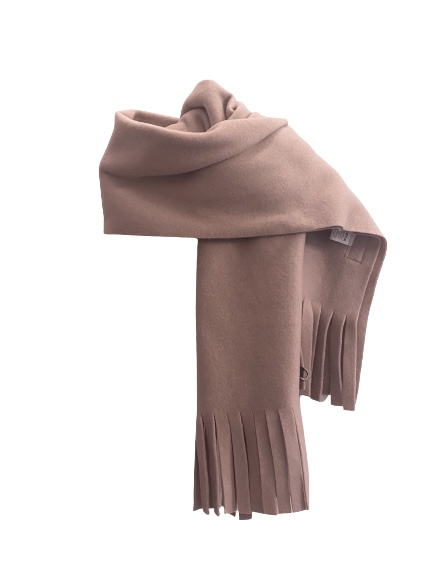 fleece scarf fringes nude colour pink scarves ireland fleece Ireland soft