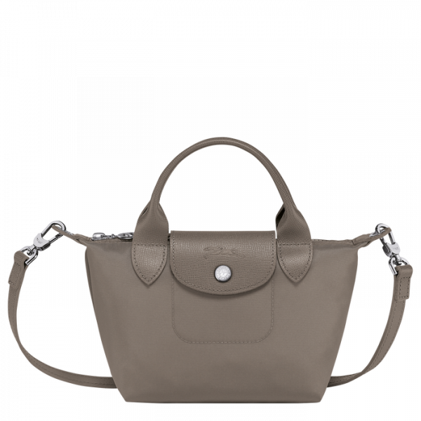 longchamp ireland handbag nylon neo le pliage purple wine violet small handbag ss21