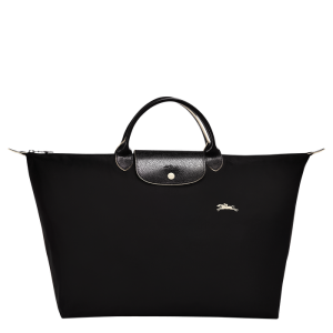 1624 club neo longchamp ireland travel nylon black large tote