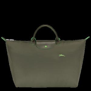 longchamp ireland navy baf pliage club nylon handbag