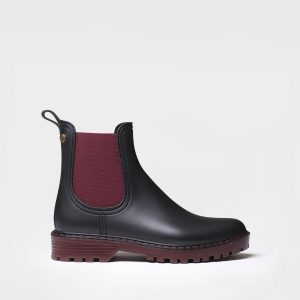 RAINBOOT IRELAND CORK MONREAL RUBBER WELLIES CHELSEA WATERproof