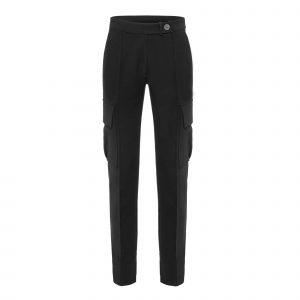 cargo pants black dura xenia