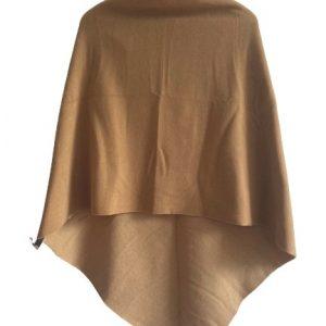 multicolour sweater fleece dress monreal henriette ireland sand off white camel poncho camel