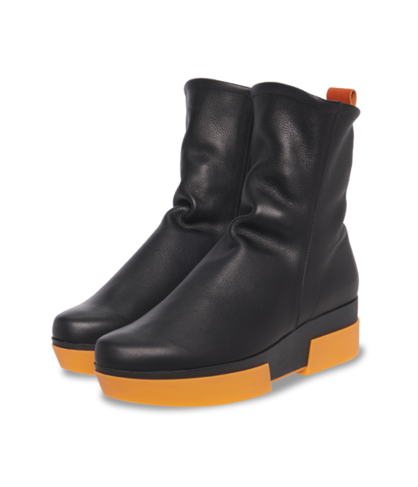Arche Fylozy boot black leather boots Ireland designers boots Ireland