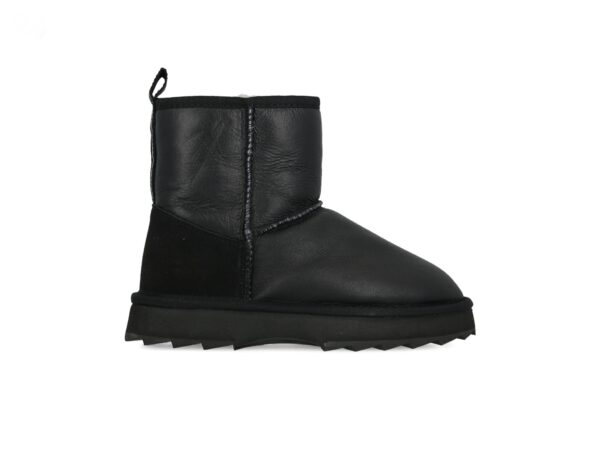EMU SUEDE BOOT AUSTRALIA BOOTS EMU IRELAND WATER RESISTANT BOOTS sheepskin boots Leather black
