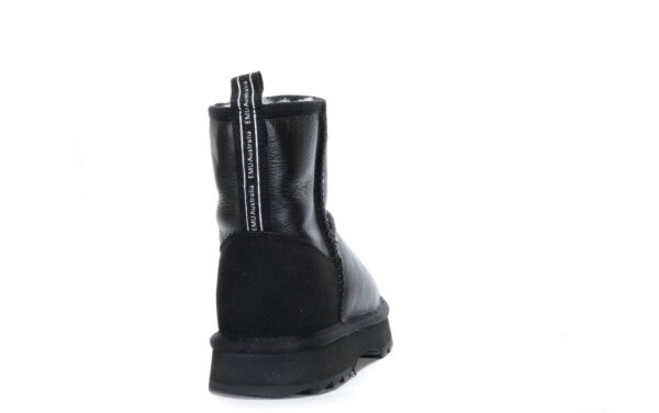Emu black water resistant boots