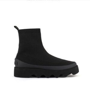 Issey Miyake Bounce boot United nude Ireland black pull up boot